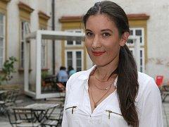 Brněnská stylistka Šárka Hawerlandová radí v oblékání ženám i mužům.