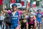 Ján Svorada ještě coby profesionální cyklista. Svou aktivní sportovní kariéru ukončil v roce 2006.