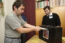 Deník Rovnost sledoval volbu prezidenta za zdmi vazební věznice v brněnských Bohunicích.