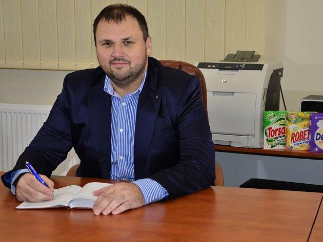 Generální ředitel Solira Company Zdeněk Pavluš.
