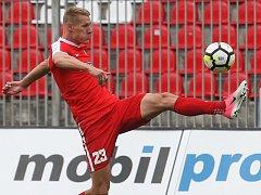 Fotbalista Michal Škoda.