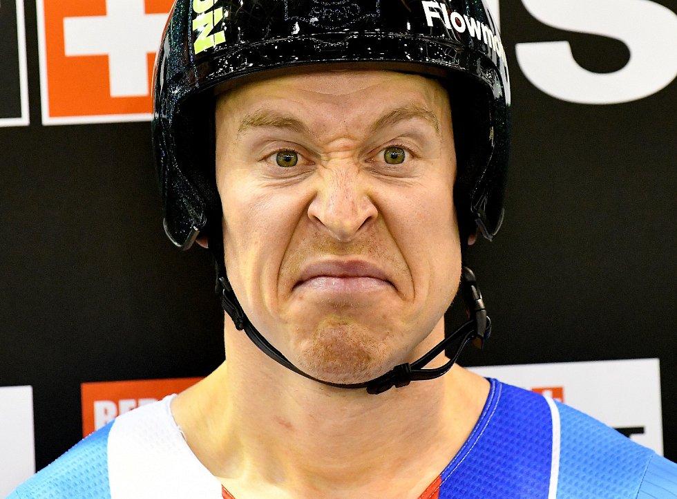 Druhý den Světového poháru v dráhové cyklistice v německém Berlíně