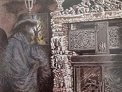 Duch hraběte Langendorfa se podle pověsti zjevuje na zámečku La Veneria ve Valticích na Břeclavsku. Před pěti sty lety šlechtice zavraždili vojenští zběhové.