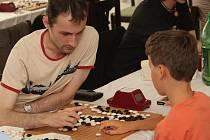 Tiší mistři hry go soupeřili v Brně.