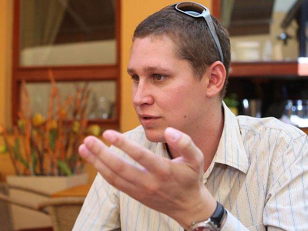 Ředitel cestovní kanceláře Čebus Miroslav Polák.