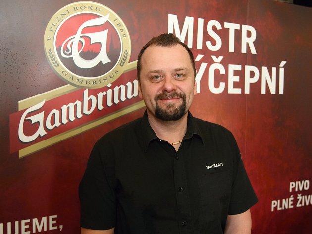 Jak vypadá správně natočené pivo, zjistili v pondělí lidé v brněnské restauraci Tuřanská Beseda.