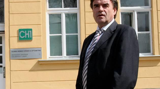 Ředitel Nemocnice u svaté Anny míří na ředitelstý post v bohunické nemocnici.