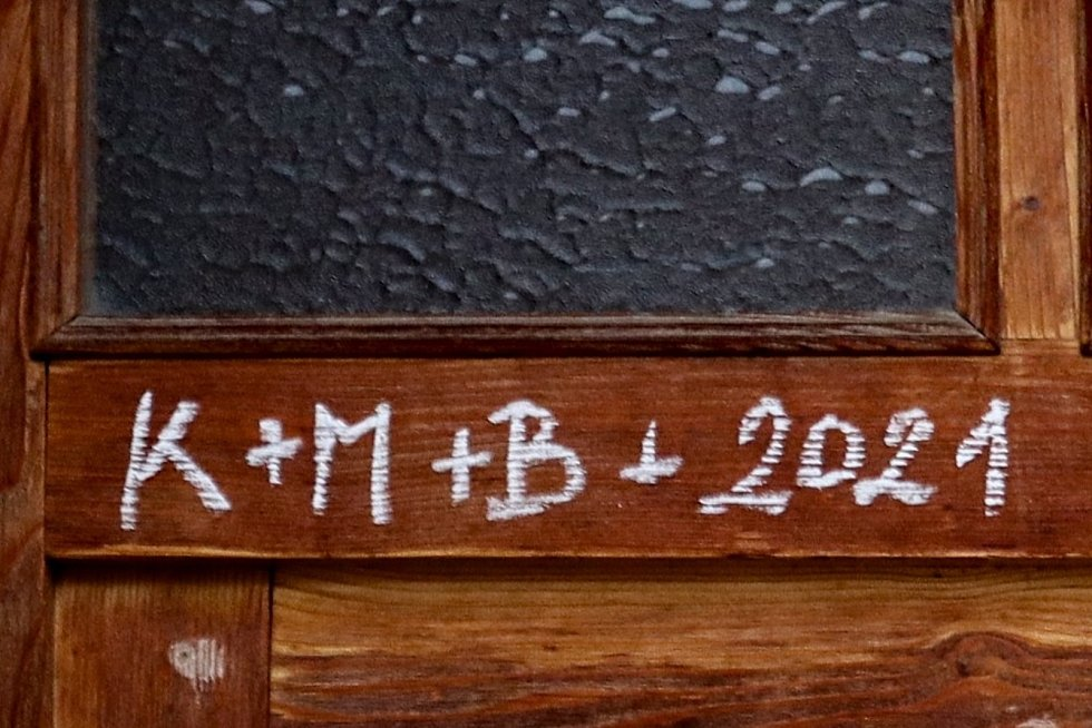 Tříkrálová sbírka na jihu Moravy. Ilustrační foto