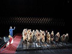 Opera Bludný Holanďan se na brněnské jeviště vrátila po dvaceti letech.