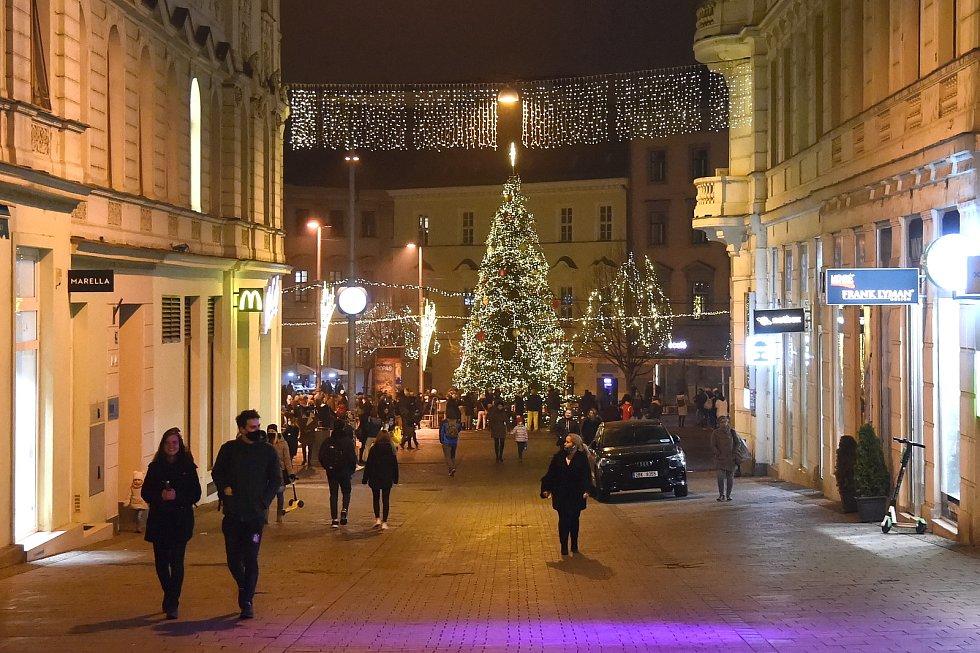 Brno 27.11.2020 - Zámečnická