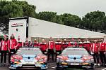 Závodníci brněnské stáje Mičánek Motorsport powered by Buggyra uspěli v posledním podniku sezony ve Francii.