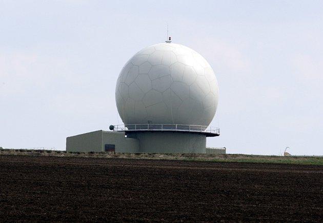 Radar v Sokolnici.