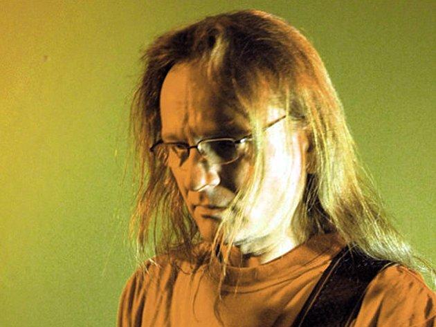 Muzikant a organizátor Zdeněk Růžička