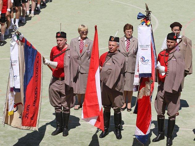 Akce Sokolské Brno.
