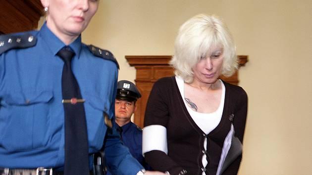 Soud - Ivana Kufová