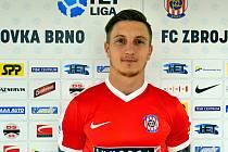 Obránce Ondřej Sukup se stal druhou zimní posilou Zbrojovky, už minulý týden se klubu upsal další zadák Lukáš Kryštůfek.