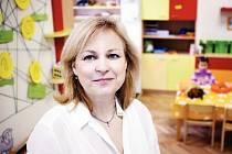 Ředitelka mateřské školy Josefinka v brněnské Tolstého ulici Zora Pardyová.