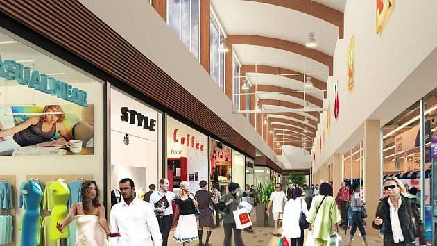 Nákupní centrum Avion Shopping Park v Brně. Ilustrační foto.
