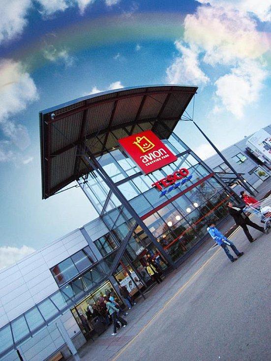Nákupní centrum Avion Shopping Park po rekonstrukci. 5ac721b0a68