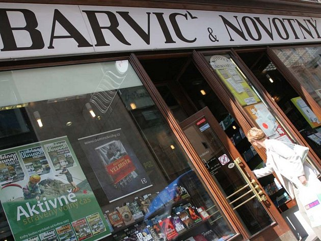 Knihkupectví Barvič & Novotný