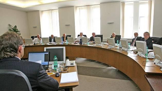 Jednání Bezpečnostní rady Jihomoravského kraje.