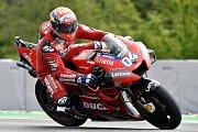 Brno 03.08.2019 - Moto GP 2019 - Andrea Dovizioso