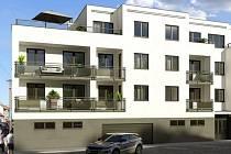 Dům se čtrnácti bytovými jednotkami vznikne v brněnském Starém Lískovci.