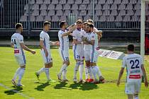 Fotbal Zbrojovka Brno vs. mladá Boleslav