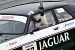 David Bečvář s Jaguarem uspěl na rakouském Red Bull Ringu.