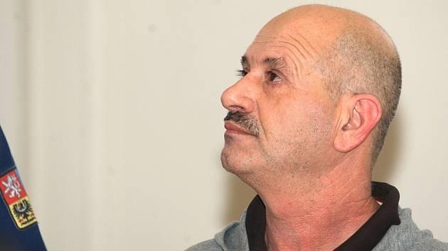 Šestapadesátiletý Makedonec Idriz Zekiri.