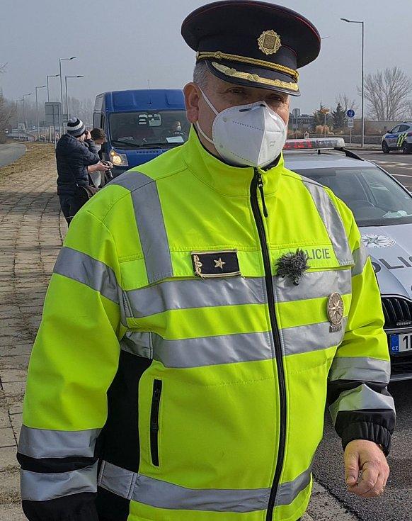 Jihomoravský policejní ředitel Leoš Tržil. Foto: policie ČR