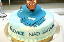 Fanoušci Komety soutěžili o nejlepší dort.