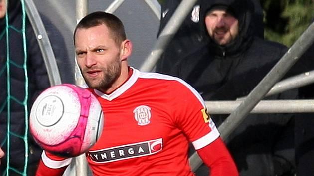 Fotbalista Pavel Eismann.