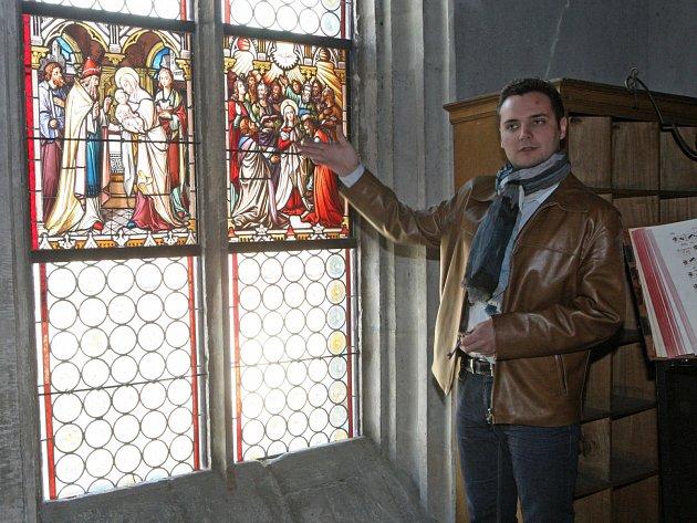 Výstava Vita Christi na Petrově.