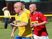V přátelském zápase zavzpomínali brněnští fotbalisté na tragicky zesnulého obránce Zbrojovky Petra Kocmana.