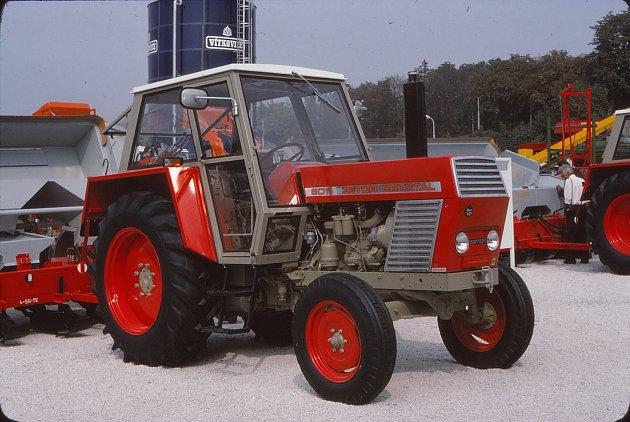Zetor Crystal 8011zroku 1969.