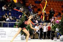Moderní gymnastka Anna Šebková.