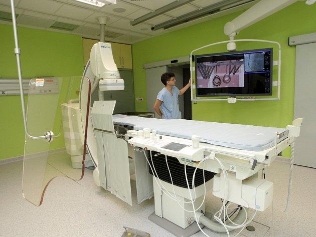 Fakultní nemocnice Brno otevřela zrekonstruované prostory kardiologie.