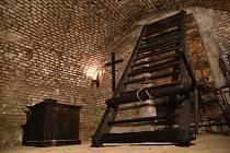 Muzeum mučicích nástrojů. Ilustrační foto.
