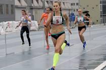 Na stadionu Pod Palackého vrchem atletky brněnského Olympu vybojovaly stříbrné medaile v nejprestižnější skupině A Evropského poháru juniorských družstev.