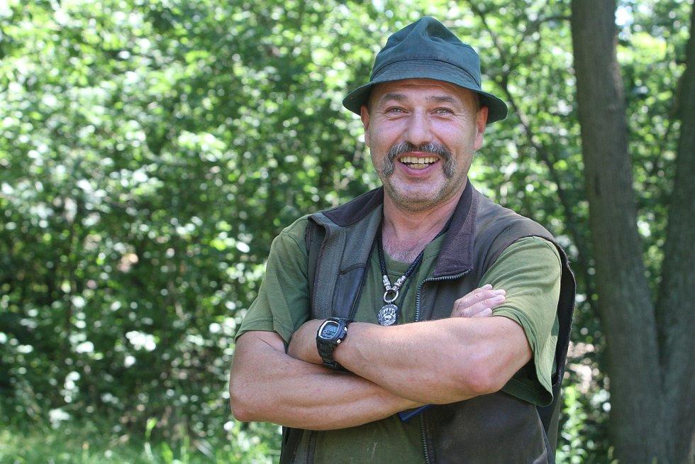 Chovatel Jaroslav Jasínek