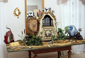 Výstava k večerníčku Krysáci