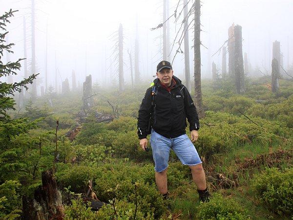 Vedoucí Koncernové komunikace E.ON Česká republika, s. r. o., patří ktěm, kterým ochrana přírody leží na srdci.