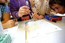 Projekt NaturTech má dětem ozvláštnit výuku technických předmětů.