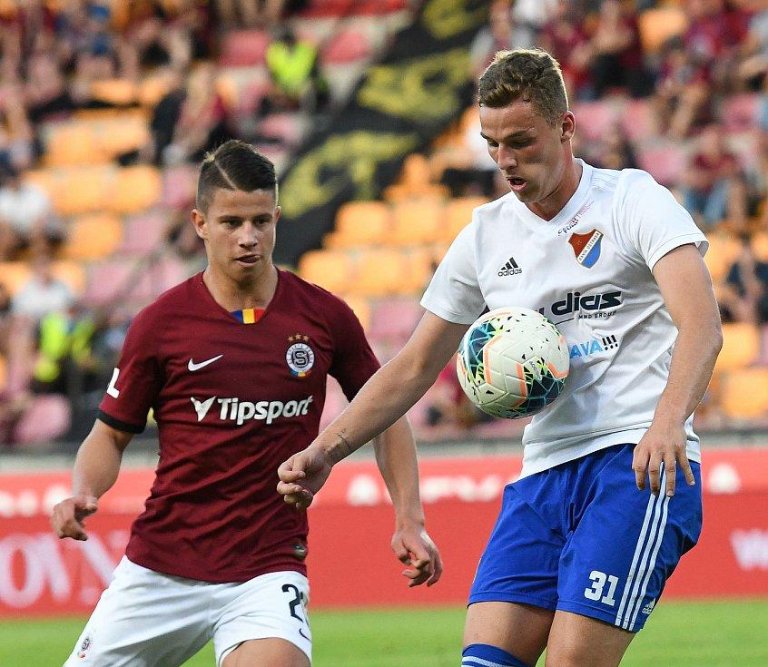 Adam Hložek patří mezi největší talenty českého fotbalu.