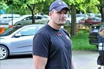 Tomáš Hron.