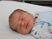 LUKÁŠEK VASS z Kraslic se narodil 29. května