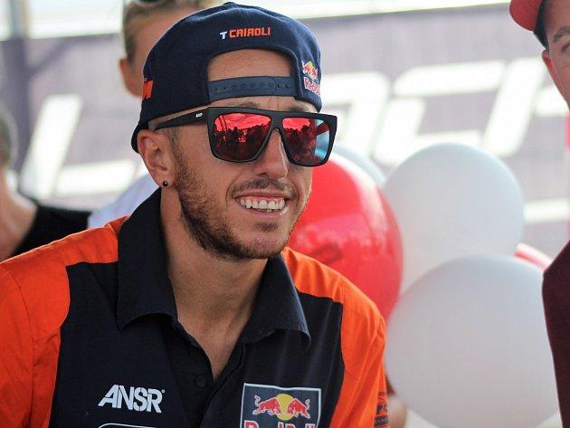 Grand Prix České republiky ovládl Ital Cairoli.