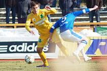 FNL: FK Baník Sokolov - FC Graffin Vlašim