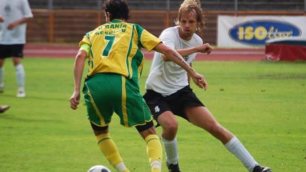 Ilustrační foto FK Baník Sokolov B